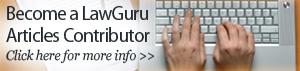 Become a LawGuru Contributor