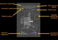 Patent Prints Patent Art Patent Drawings